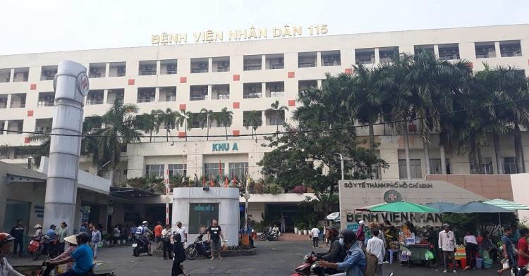 Bệnh viện Nhân dân 115 - nội soi dạ dày ở đâu tốt nhất sài gòn