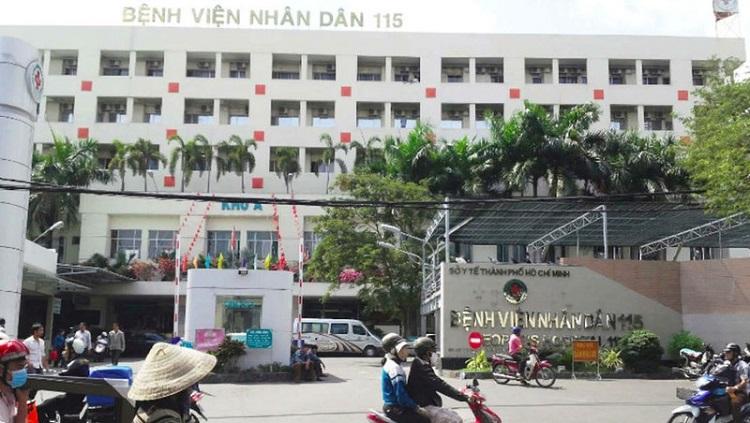 Bệnh viện Nhân dân 115 là bệnh viện khám tổng quát tốt nhất TPHCM