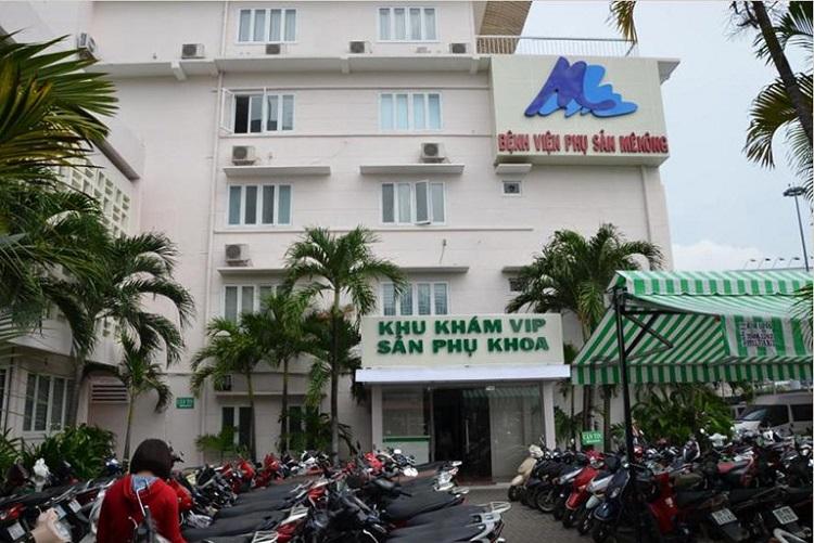 Bệnh viện Phụ sản Mêkông - khám tiền hôn nhân ở đâu tphcm