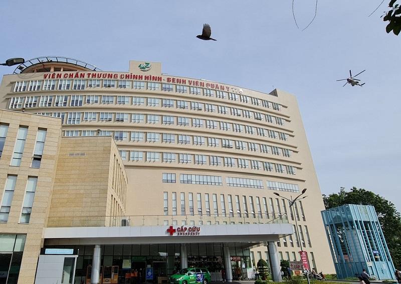 Bệnh viện Quân y 175 là bệnh viện lớn ở Sài Gòn
