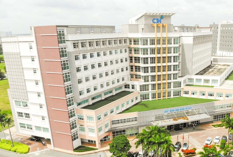 Chuyên khoa Mắt - Bệnh viện Quốc tế City