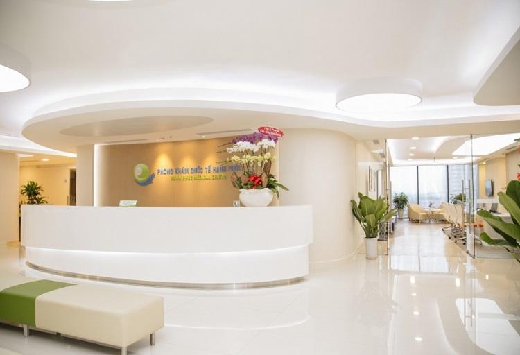 Bệnh viện Quốc tế Hạnh Phúc - khám tiền hôn nhân ở đâu tốt TPHCM