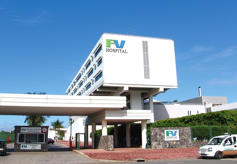 Bệnh viện Việt Pháp FV là bệnh viện khám tim mạch ở tphcm