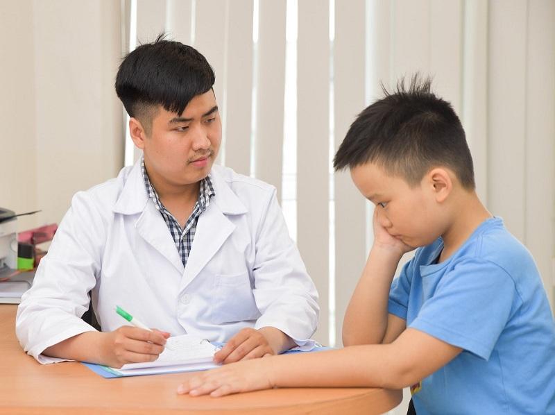 Chuyên gia tâm lý trẻ em Lê Khanh là bác sĩ tâm lý giỏi ở HCM