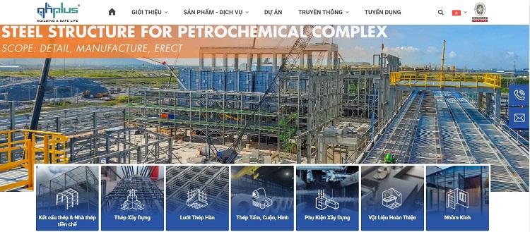 Công ty CP QH Plus - công ty sản xuất ốc vít tại TPHCM