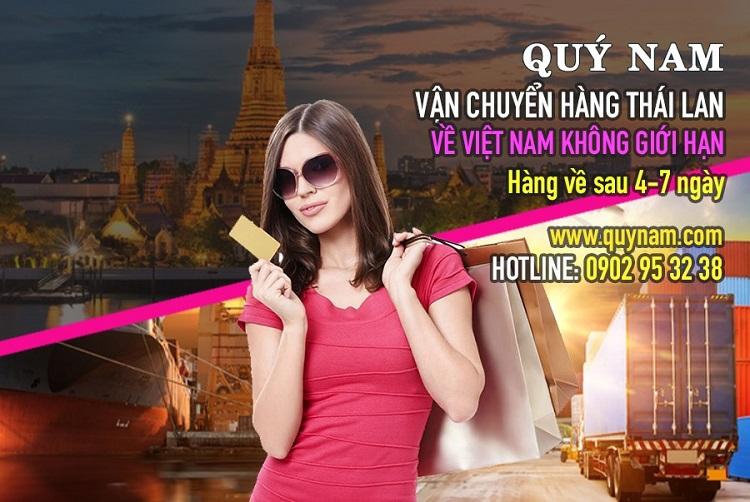 Công ty nhập khẩu hàng Thái Lan Quý Nam