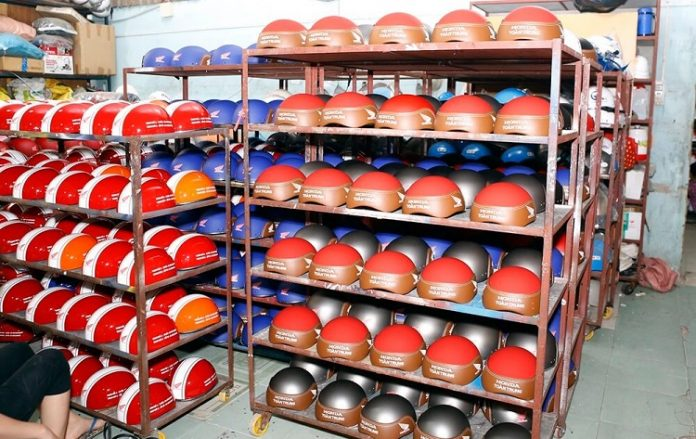 Công ty sản xuất nón bảo hiểm