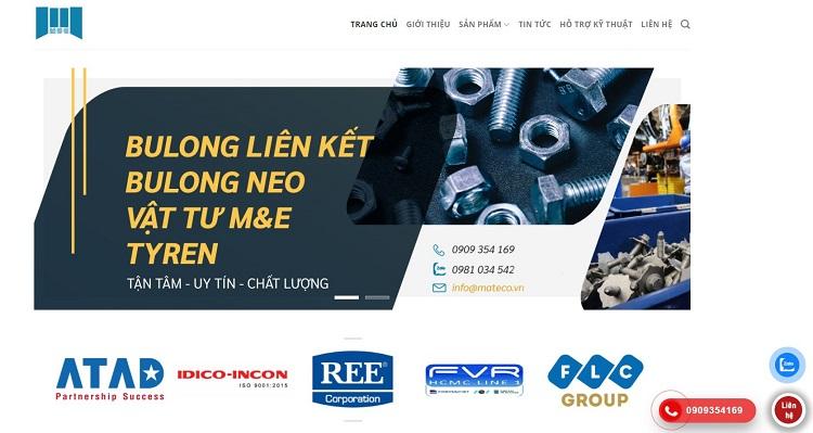 Công ty cổ phần đầu tư tổng hợp MSG Việt Nam - công ty sản xuất ốc vít TPHCM