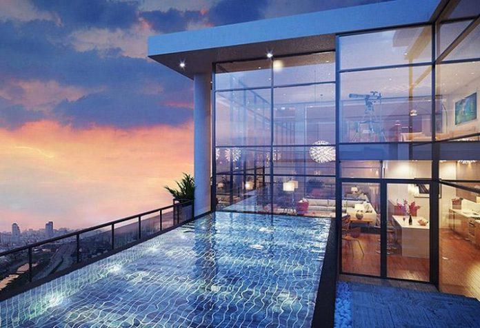 Công ty xây dựng hồ bơi