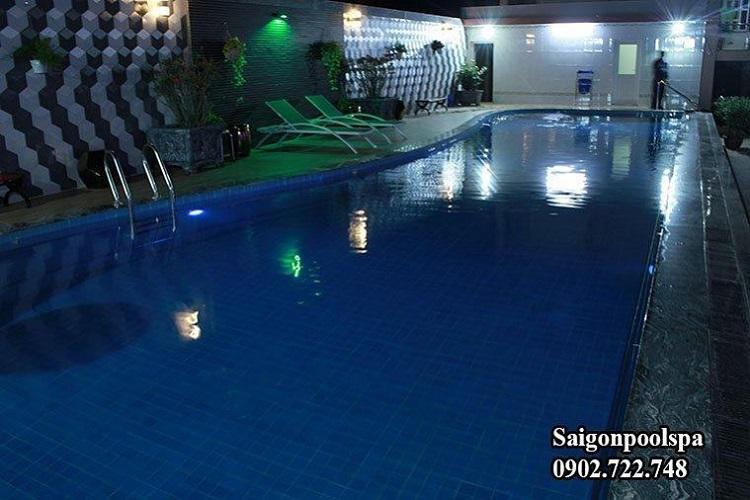 Công ty xây dựng hồ bơi Spa - Saigonpoolspa