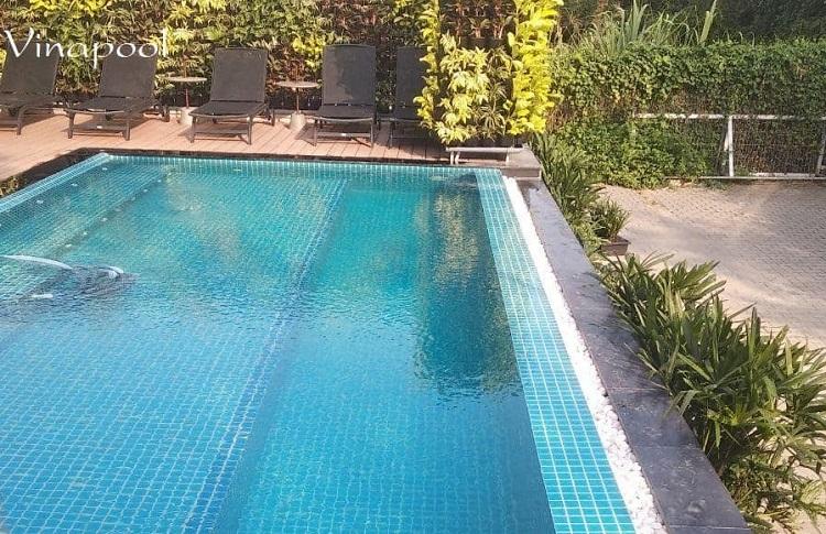 Vinapool là công ty xây dựng hồ bơi tại TPHCM