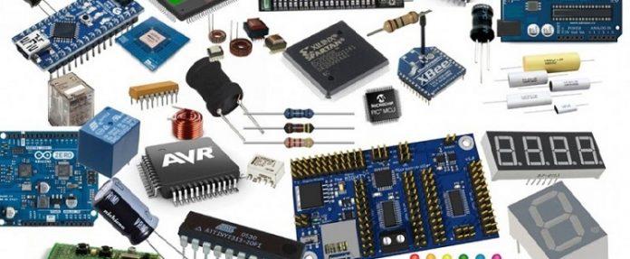 Cửa hàng linh kiện điện tử TPHM
