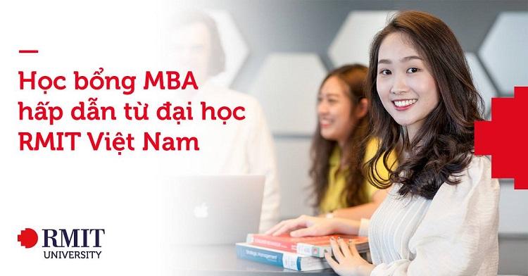 Trường Đại học Quốc tế RMIT Việt Nam - học MBA ở đâu TPHCM