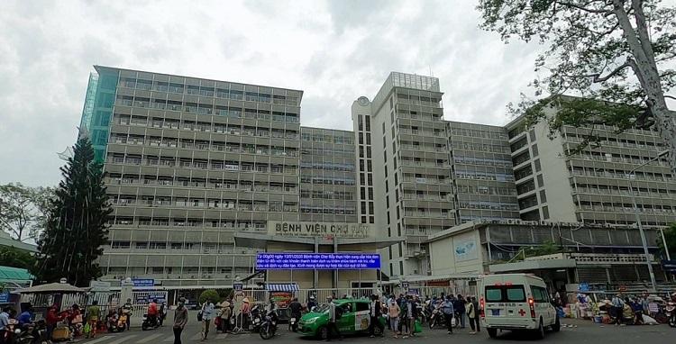 Bệnh viện Chợ Rẫy - nội soi đại tràng ở đâu tphcm