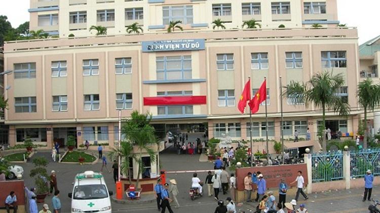 Bệnh viện Từ Dũ - khám tiền hôn nhân ở đâu tphcm