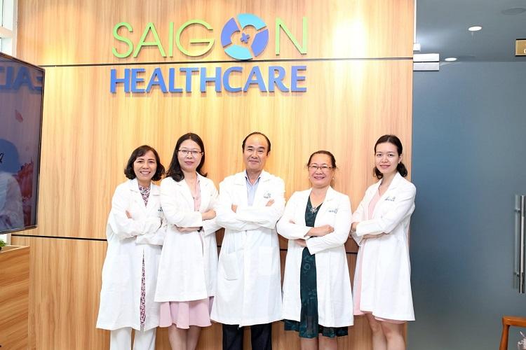 Phòng khám Đa khoa Saigon Healthcare - khám tiền hôn nhân ở đâu tphcm