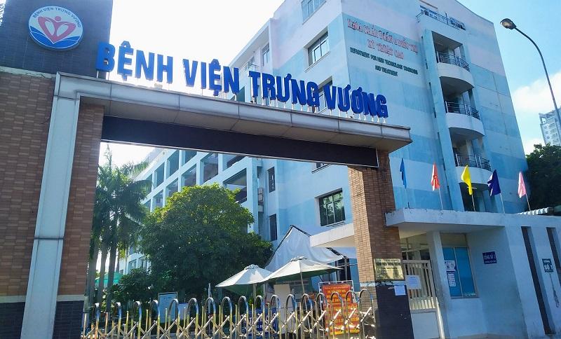 Khoa Mắt - Bệnh viện Trưng Vương là địa chỉ khám mắt ở đâu tốt nhất TPHCM 1