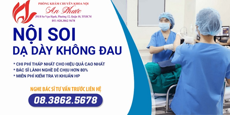 Phòng khám An Phước - khám viêm đại tràng ở đâu tại tphcm