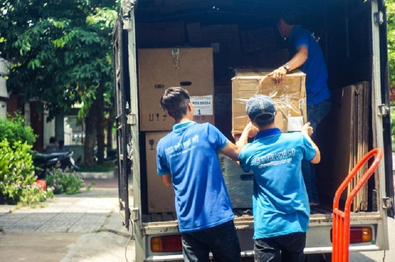 Dịch vụ chuyển nhà trọn gói Phú Mỹ Express