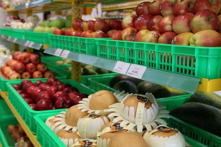 Siêu thị Bách Hóa Xanh - siêu thị thực phẩm online hcm