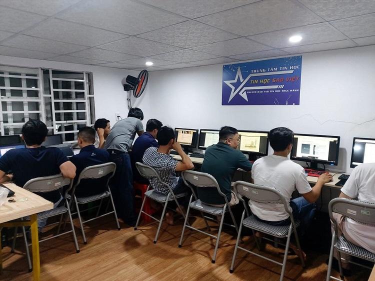 Trung tâm Tin học Sao Việt - trung tâm luyện thi MOS TPHCM
