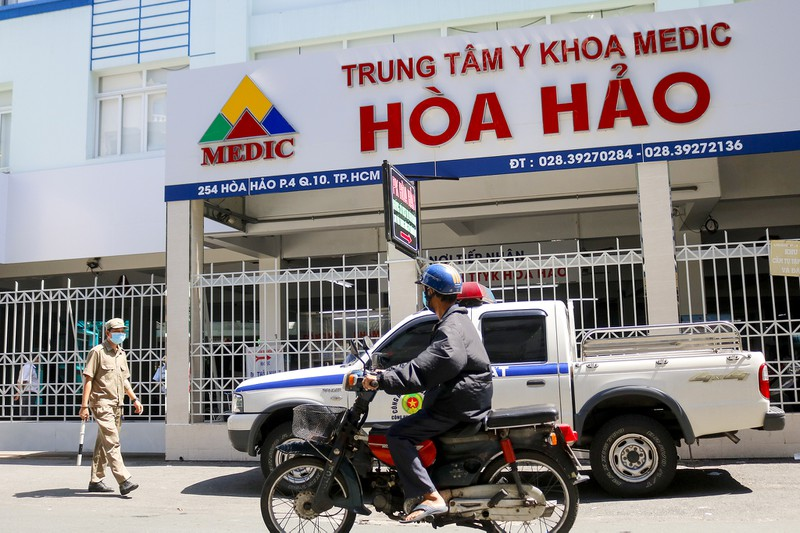 Trung tâm Y khoa Medic Hòa Hảo là bệnh viện khám sức khỏe tốt nhất TPHCM
