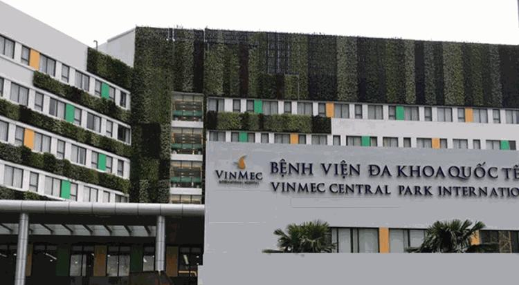 Bệnh viện Đa khoa Quốc tế Vinmec Central Park - Khám đại tràng ở đâu tốt TPHCM