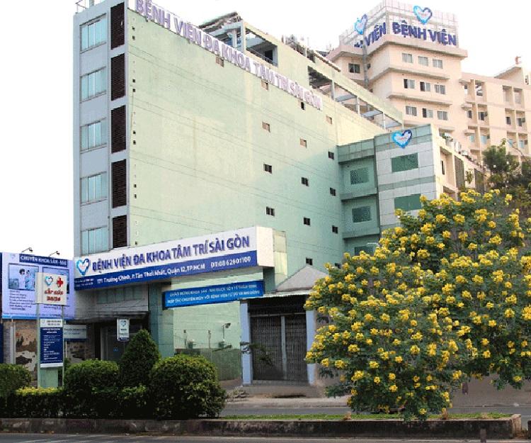 Bệnh viện Tâm Trí – Sài Gòn là nơi khám tiền hôn nhân tốt ở Sài Gòn