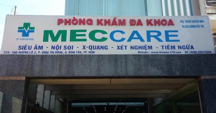 Phòng khám đa khoa Hưng Lộc - Khám mắt ở đâu tốt nhất TPHCM