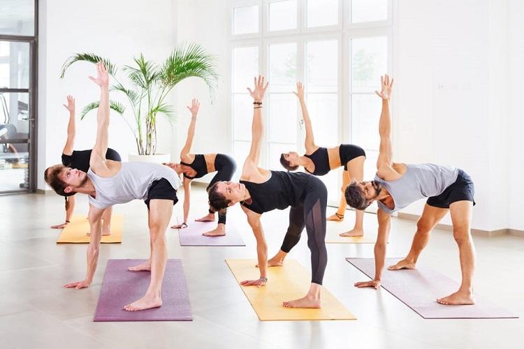 Câu lạc bộ Yoga Thanh Loan quận 7