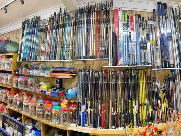 Cửa hàng bán cần câu cá ở TPHCM uy tín nhất