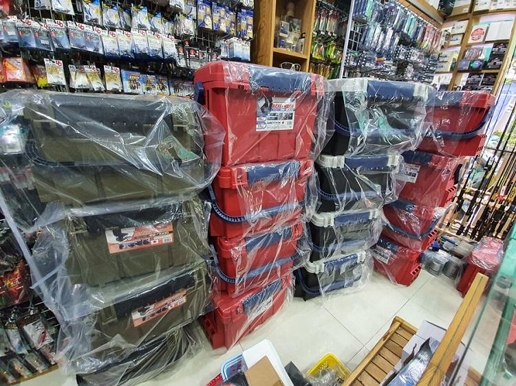 Đăng Minh – cửa hàng bán cần câu cá ở TPHCM