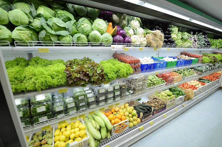 Cửa hàng thực phẩm sạch ORFARM - cửa hàng cung cấp rau sạch ở TPHCM
