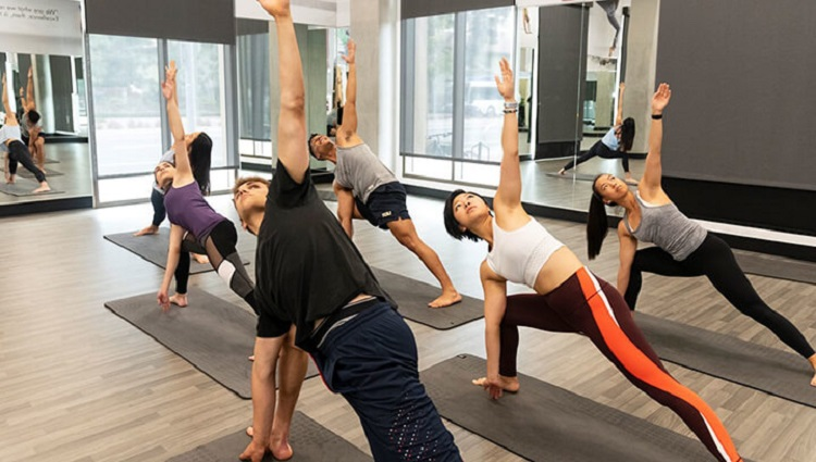 Flow Yoga 2 là phòng tập yoga quận 1 tốt nhất