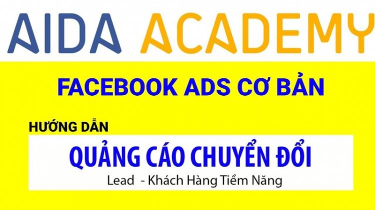 Học facebook marketing ở đâu TPHCM - AIDA Academy