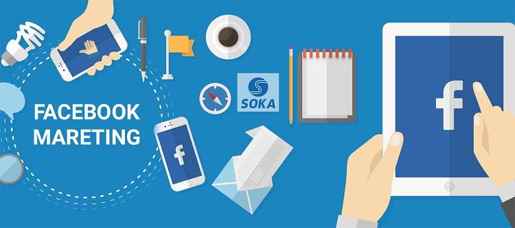 Khóa học Facebook Marketing tại Soka