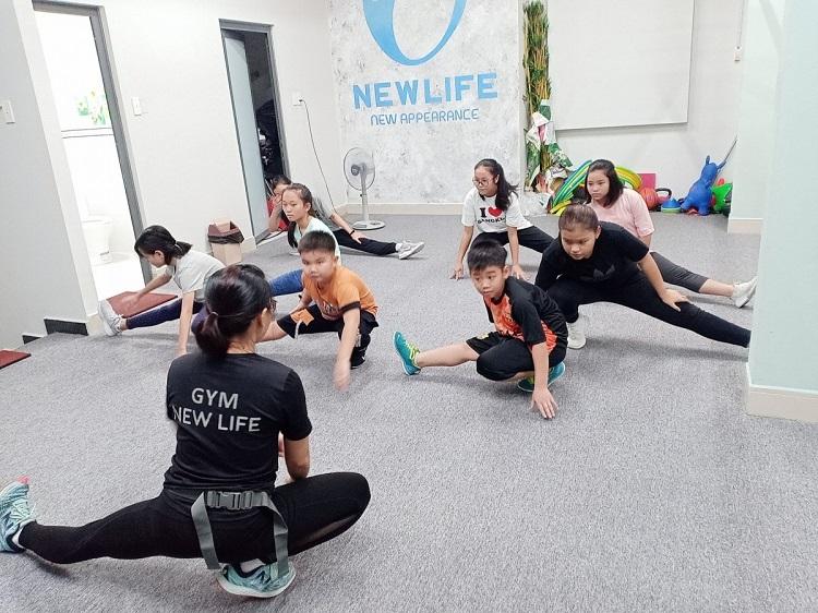 Newlife – Female Gym & Yoga Centers