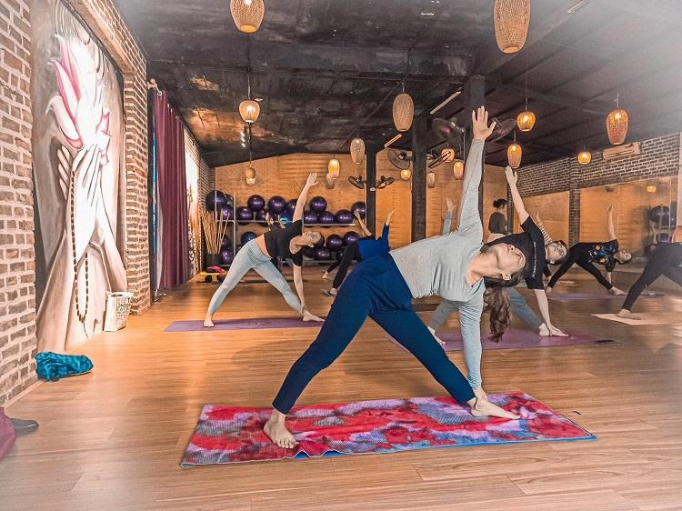 ATTA Yoga là yoga quận 7 uy tín