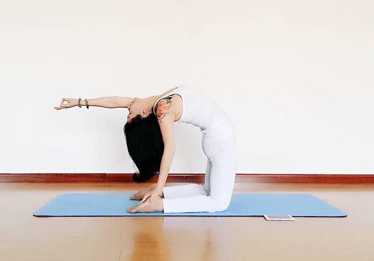 Phòng tập yoga quận 7 Shanti Spa & Yoga