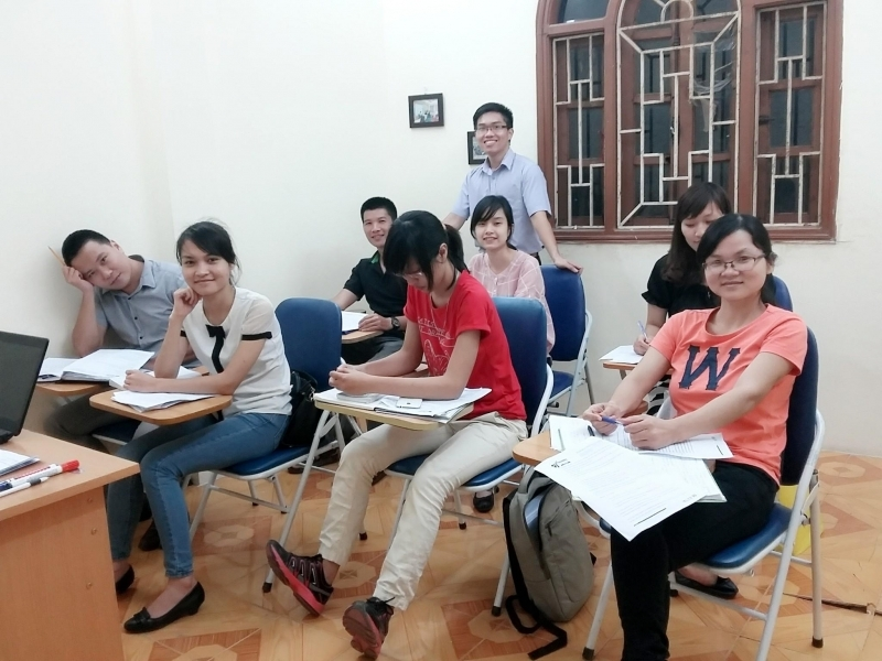 Thầy Tuấn - giáo viên dạy ielts giỏi ở TPHCM