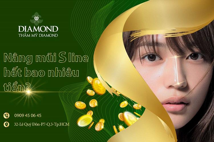 Thẩm mỹ Diamond - nâng mũi đẹp ở sài gòn