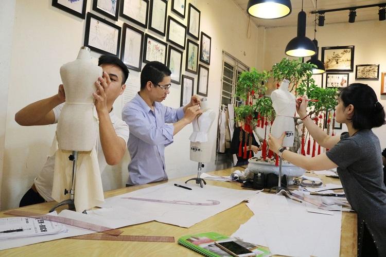 Trung Tâm Dạy Cắt May Minh Hiền - địa chỉ học thiết kế thời trang ở TPHCM tốt nhất