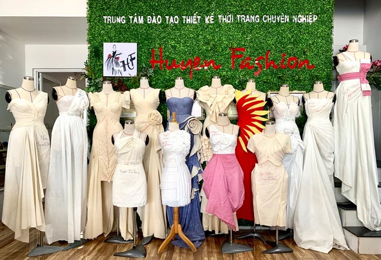 Trung Tâm Đào Tạo Thiết Kế Thời Trang Chuyên Nghiệp Huyen Fashion