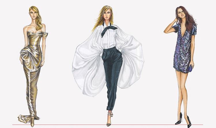 Trường kỹ thuật dạy nghề thiết kế thời trang Thiên Thanh