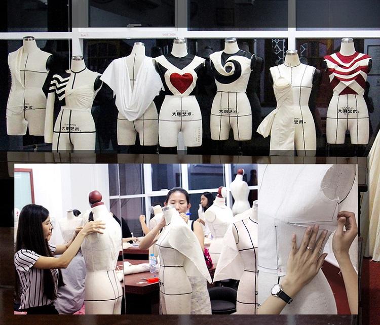 Trung tâm dạy cắt may Dũng Thuyên là địa chỉ học thiết kế thời trang ở TPHCM uy tín