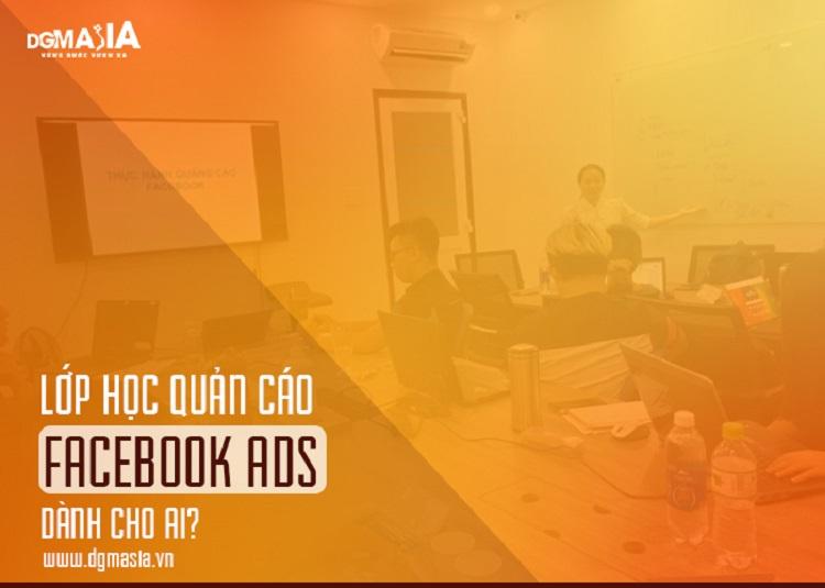 Học facebook marketing ở đâu TPHCM - Trung tâm đào tạo DMG