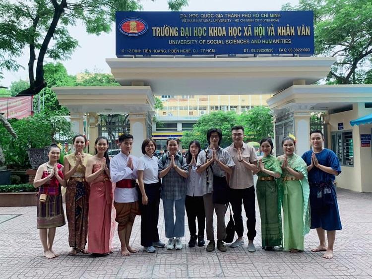 Trung tâm nghiên cứu Thái Lan là trung tâm dạy học tiếng Thái ở TPHCM