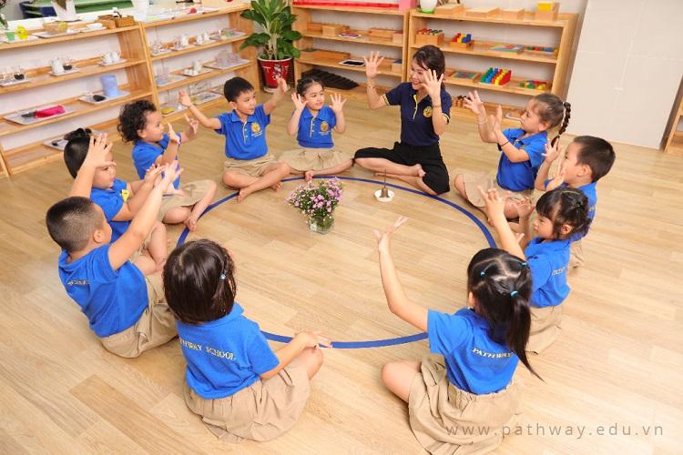 Pathway School (Hệ thống trường Tuệ Đức) là trường mầm non quốc tế quận 2 tốt nhất