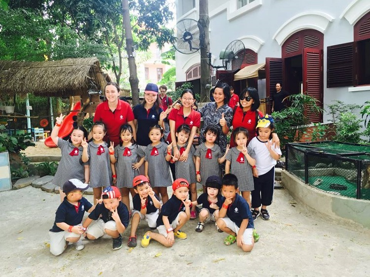 trường mầm non quốc tế quận 2 – Kindy City