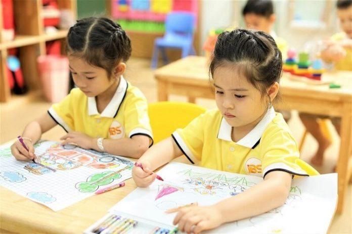 trường mầm non quốc tế quận 2